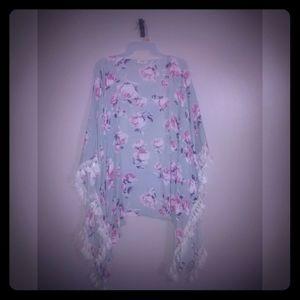 Umgee Floral Kimono